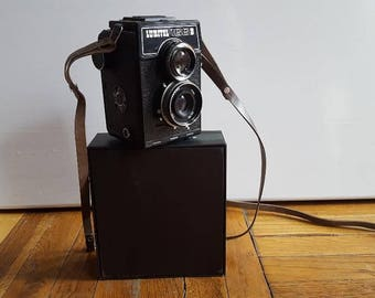 Film camera Lubitel -166v rare vintage soviet SLR