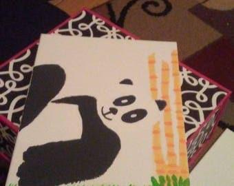 Rolling Panda