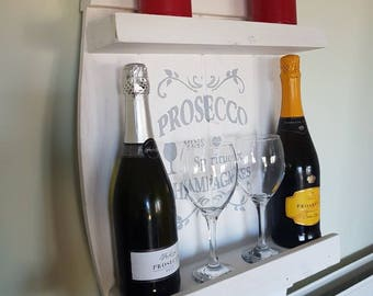Wine,Prosecco,wine rack shelf
