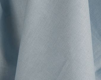 Fabric | Blue Fabric | Linen Fabric | Cotton Fabric | Linen Cotton Fabric | Cotton Blend Fabric | Linen Blend Fabric | By The Yard | Linen