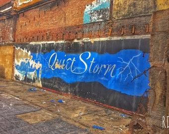 11x14 Poster Street Art