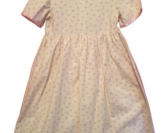 Girl's clothing flower print  3 years old