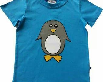Short sleeve Penguin t-shirt