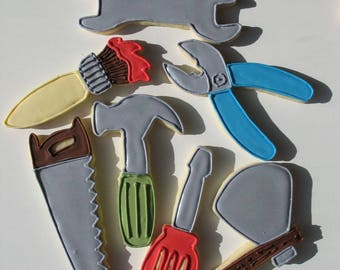 Carpenter's Tools cookies