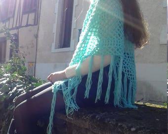 Spring shawl