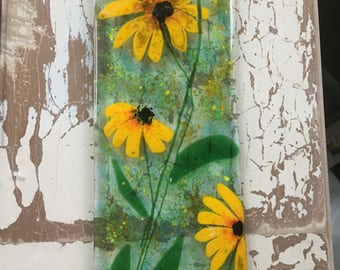Black-Eyed Susan Suncatcher