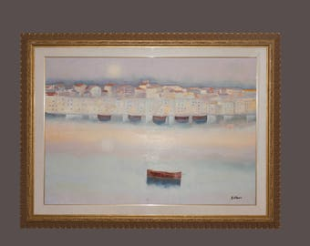 Tuscan Painters lido bettarini Oil Canvas