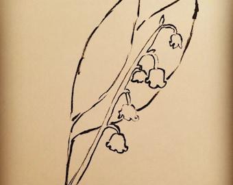 Art, illustration, design, flower, nature