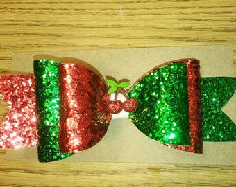Cherry Kiss bow