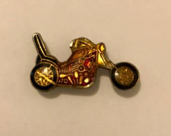 SIIIIICK vintage CHOPPER pin