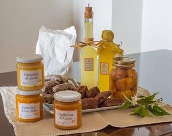Gift Box - Mediterranean Citrus Flavour