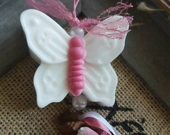 Butterfly Soap Boboniera
