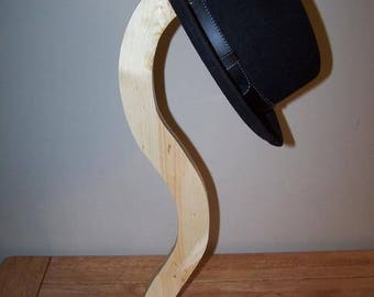 Swan Neck Hat Stand