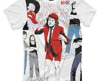 AC/DC Men's Women's T-Shirt