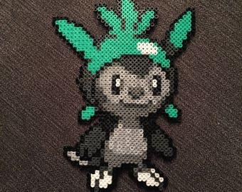 Marisson (Pokémon) in HAMA beads