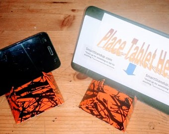 SmartStandup Universal Carry and Fold Cell Phone, Tablets, Stylus Holder  Made to Hold, Fold, and BE Bold  Patent Pending Free Shipping!