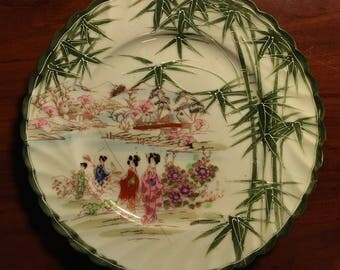 Japanese Style Plate