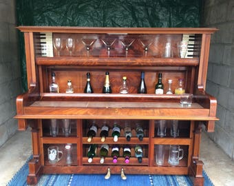Space needed reduced price - Vintage piano bar