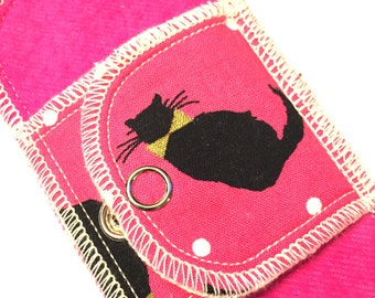 New Organic Mini Pantyliner Moonpads Cotton Cloth Pads - Meow!