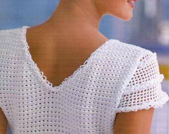 Shabby Web Shirt