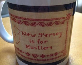 New Jersey is for Hustlers Mug