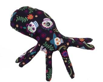 Dia de los Muertos Octopus