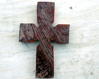 Distressed Celtic Cross, Dark Cross, Irish Decor, Reclaimed Wood Cross, Wood Wall Cross, Wooden Wall Decor, Gaelic Cross, Irish Decor
