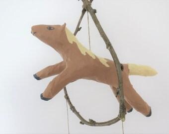 Dream Catcher Moon Pony Mobile
