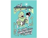SALE! It Came from the Cumberland River - Monsters of Nashville Series