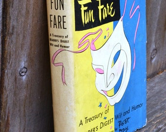Fun Fare: A Treasury of Reader's Digest Wit and Humor - 1949 First Edition