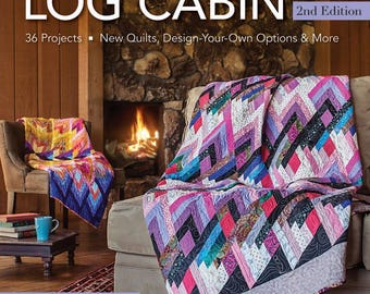 Not Your Grandmother's Log Cabin 2