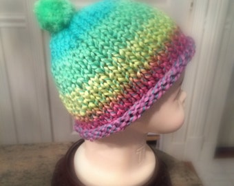 Super Soft Chunky Baby Hat