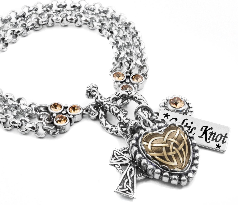 celtic knot jewelry celtic bracelet irish jewelry irish. Black Bedroom Furniture Sets. Home Design Ideas