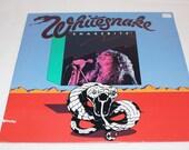 WHITESNAKE Snakebite Vinyl Record LP 1978 GEFFEN