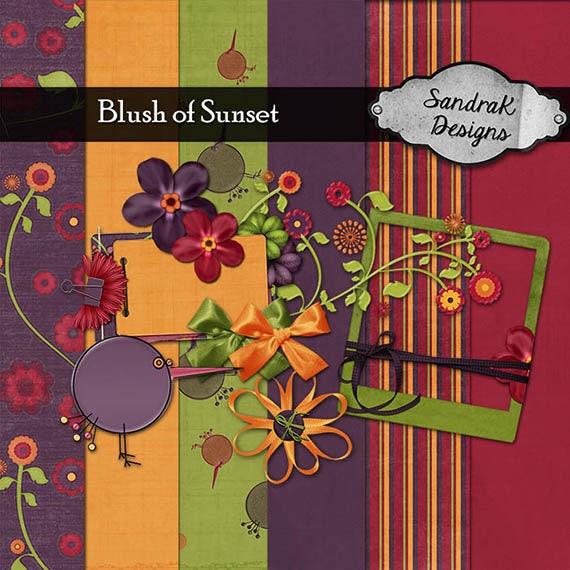 Blush of Sunset Mini Kit