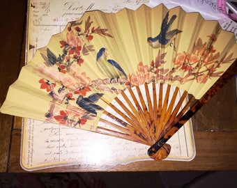 Vintage Chinese Lady's Fan