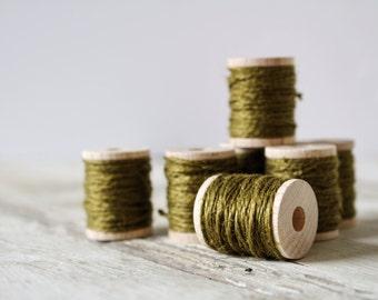 Vintage Linen Twine