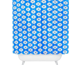 Casbah Drop Shower Curtain