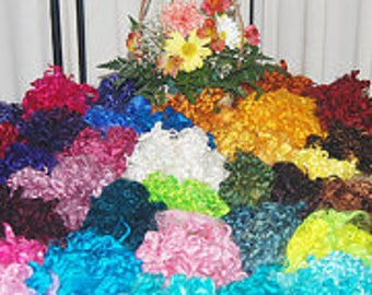 Pick your own colors, 4 oz. Cotswold Wool Locks, Doll Hair, Blythe reroots, Santa Beards, Doll Supplies, Spinning, Felting, Needle Felting