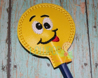 Silly Emotion Pencil Topper ~ Pencil Toppers ~ Party Favors ~ Stocking Stuffers