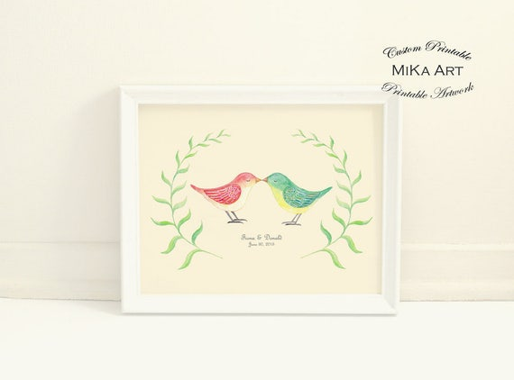 Personalized Wedding Gifts For Couples: Unique Wedding Gift For Couple Custom Couple Portrait