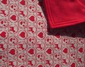 Clifford Toddler/Baby/Nap Blanket