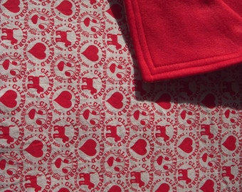 Clifford Toddler/Baby/Nap Blanket