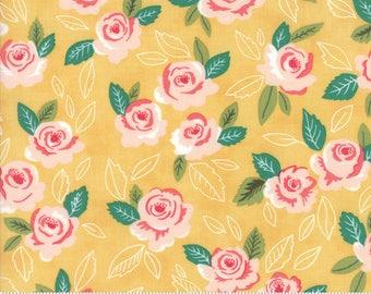 Sugar Pie (5040 17) Yellow Wildest Rose by Lella Boutique