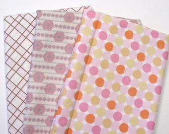 Free Spirit Annette Tatum RP687 Cotton Quilting Fabric Remnant Pack