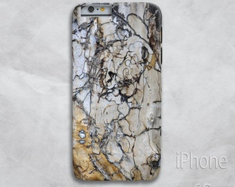 Natural Abstract Cell Phone Csse Bleached Weathered Driftwood Neutral Colour