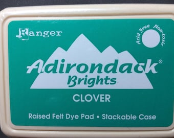 Clover Ranger Adirondack Brights Ink Pads