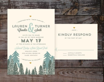 outdoorsy invitations invitation templates mountain wedding invitations outdoor wedding invitations diy wedding - Outdoor Wedding Invitations