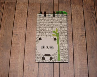 Panda Bear Notebook
