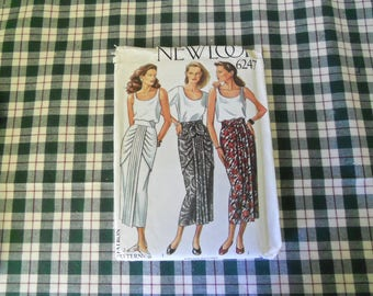 New Look Pattern 6247 Six Sizes In One